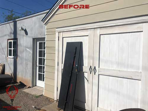 painting contractor Scottsdale before and after photo 2