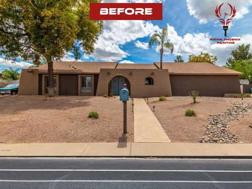 painting contractor Scottsdale before and after photo 4