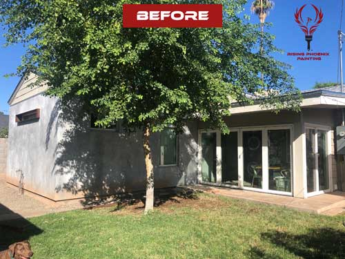 painting contractor Scottsdale before and after photo 5