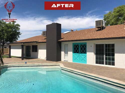 painting contractor Scottsdale before and after photo 6