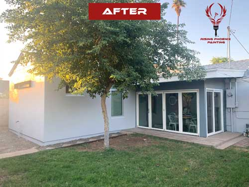 painting contractor Scottsdale before and after photo 7